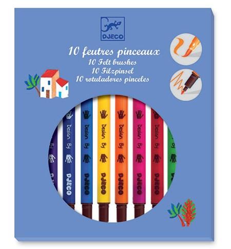 Rotuladores Pincel – Caja Multicolor