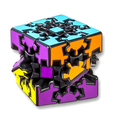 Cubo de Rubik Gear Cube