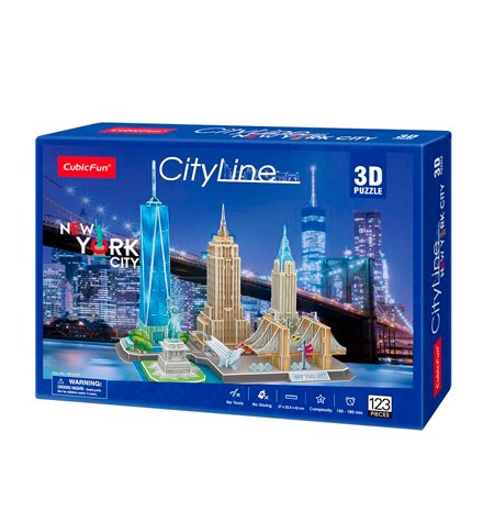 Arquitectura City Line New York