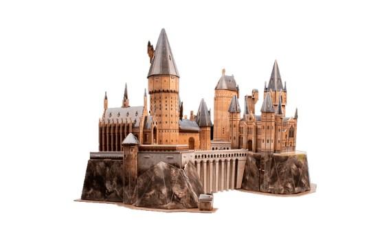 Arquitectura Harry Potter – Castillo de Hogwarts