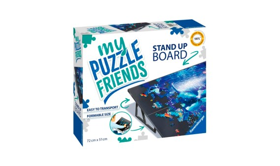 Atril para puzles