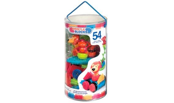 Bristle Blocks – 54 Piezas con Animales
