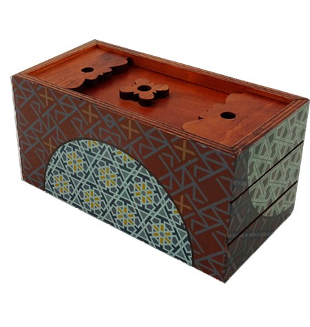 Caja Imposible DONG – Secret Box Winter