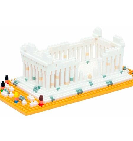 Nanoblock – Partenón