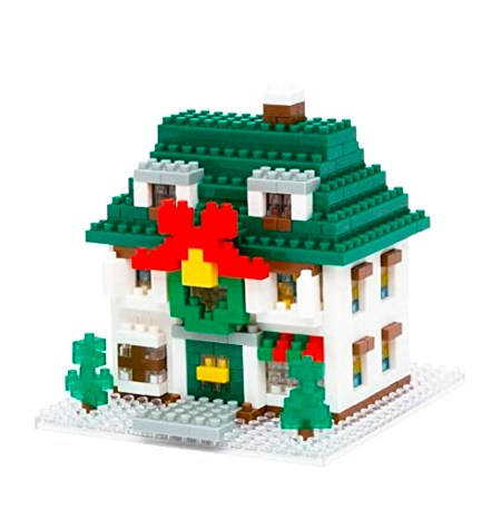 Nanoblock – X´mas House