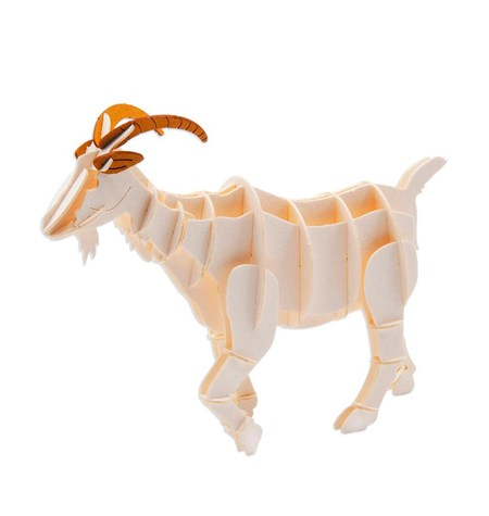 Paper Model – Cabra