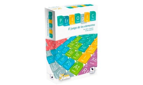 Periodic – El juego de los elementos