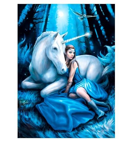 Puzzle 1000 A. Stokes – Blue Moon – Clementoni
