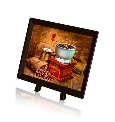 Puzzle 150 MINI – Piezas de Plástico – Coffe in an Old Style – Pintoo