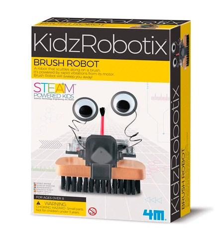 Robot – Brush