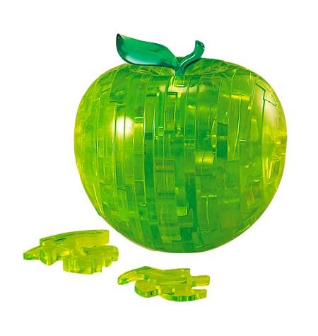 Rompecabezas Puzzle 3D Metacrilato PQ – Manzana Verde