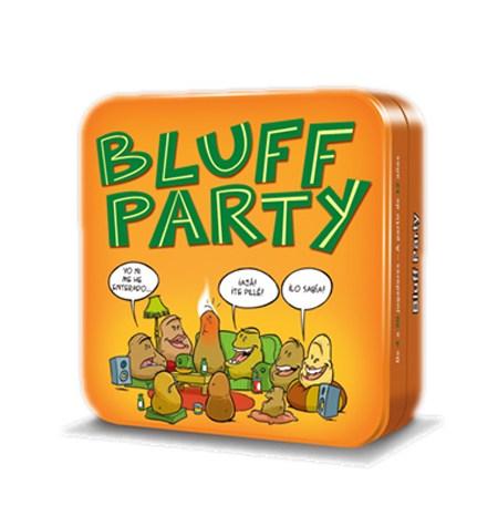 Juego de cartas Bluff Party