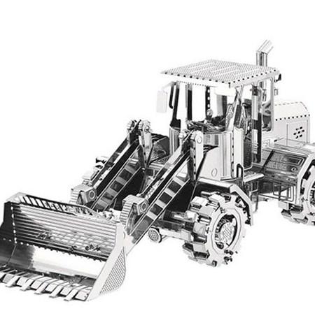 Metal Model Tractor
