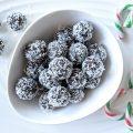 Mint Chocolate Balls Paleo Plant-Based