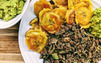Tostone Taco Bites (AIP, Paleo)