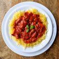 Paleo Spaghetti alla Vodka paleo gluten free