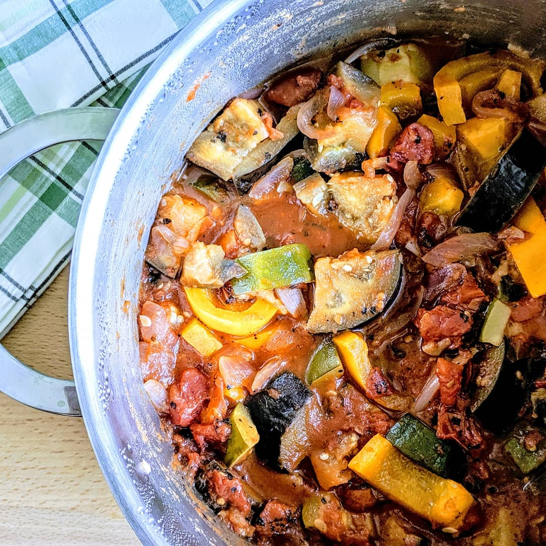 Ciabotta Italian Vegetable Stew