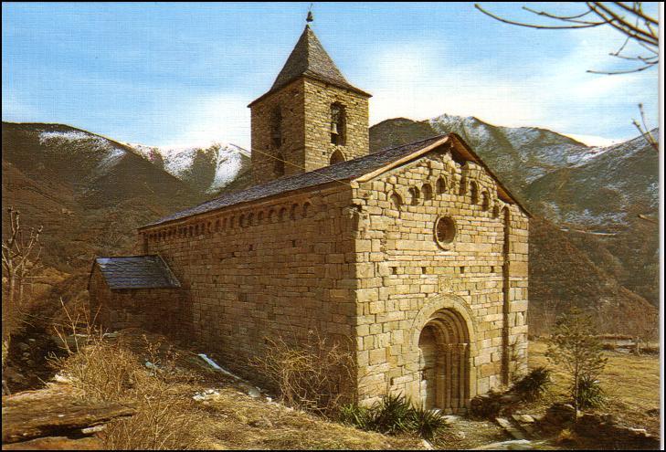 Resultado de imagen de Santa María de la Asunción de Coll