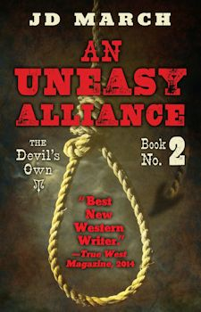 An Uneasy Alliance Cover