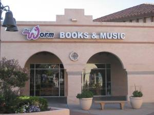The Worm Books & Music