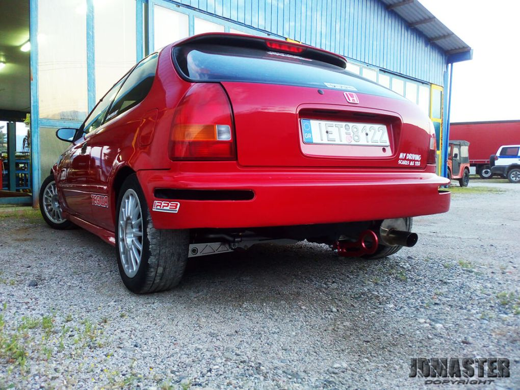 bil civic ek 11
