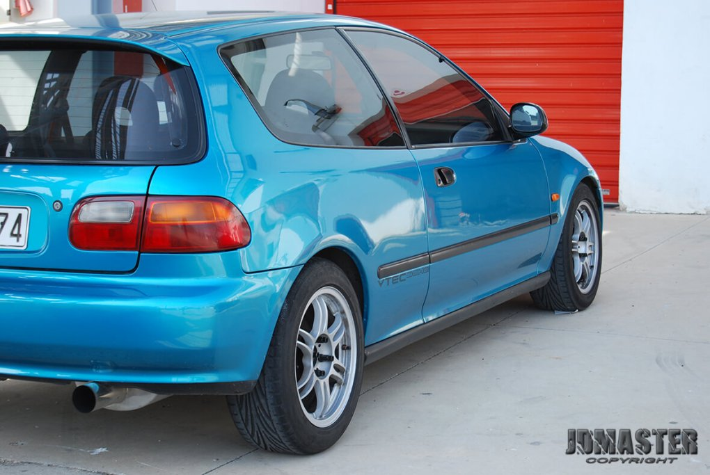 bil civic ek 24