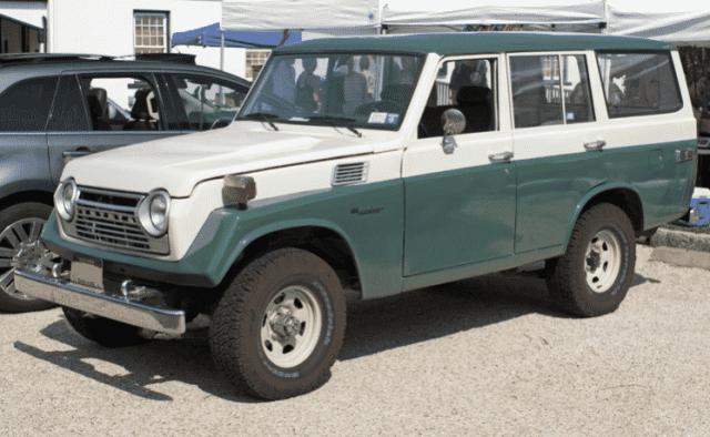 1979 Land Cruiser FJ55 Wagon
