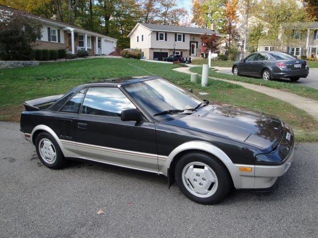 Toyota MR2 Buyers Guide