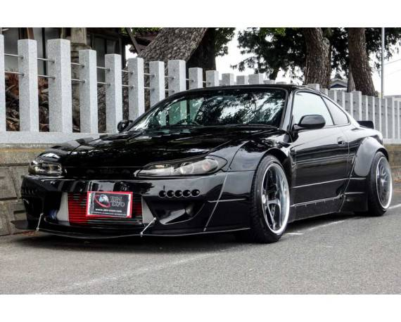 Nissan Silvia S15 for sale JDM EXPO (N.8174)