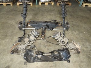 JDM IMPREZA WRX REAR SUBFRAME DIFFERENTIAL SUSPENSION 2002