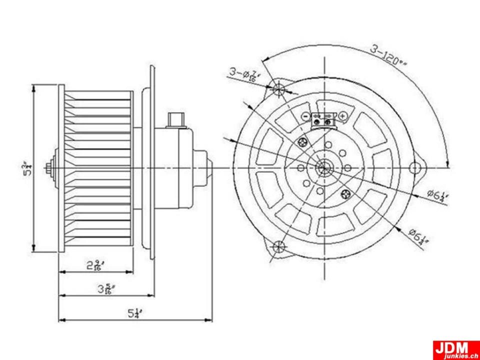 blower TYC 700077 - Kopie