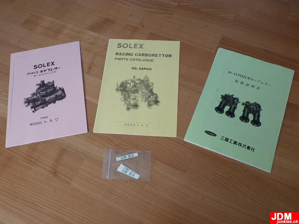 240z mikuni solex phh manual and parts catalogues jdmjunkies rh jdmjunkies ch solex phh 44 manual solex c35 phh manual