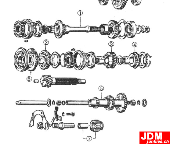 240Z: Nissan Sports and rallye Transmission Manual