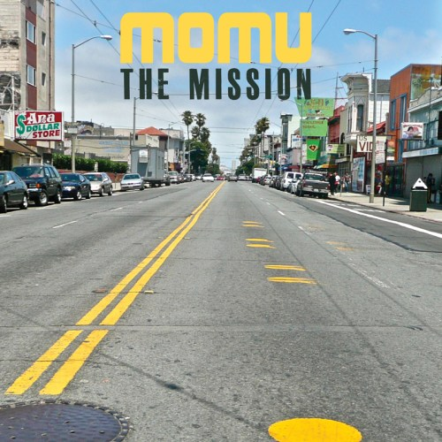 Momu - The Mission out April 8 (March 25 on Beatport)