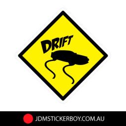 0948---Drift-Sign-W