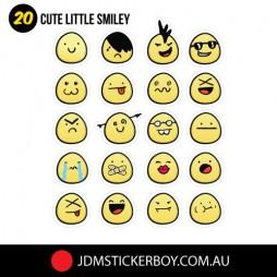 0104A---Smiley-Emoticon-Set-2-25x25-W