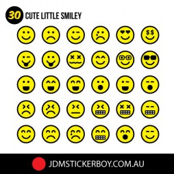 0108A---Smiley-Emoticon-Set-3-20x20-W
