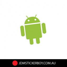 0165A---Android-Robot-Green-70x80-W