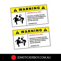 0965A---Warning-Ball-Kicking-Women-94x52-W