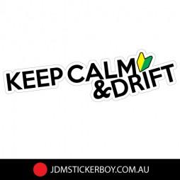 0600EN---Keep-Calm-and-Drift-180x50-W