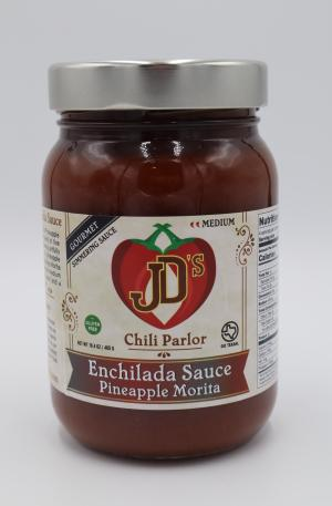 JD's Chili Parlor Pineapple Morita Enchilada Sauce