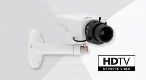 AXIS M11-HDTV Network Camera