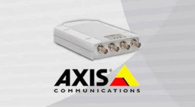 AXIS M70 Encoder