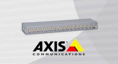 AXIS P7216 Encoder