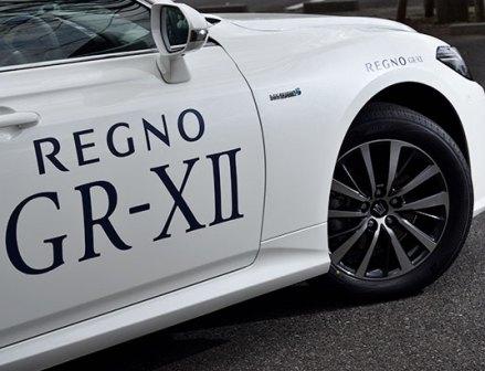 ブリヂストン「REGNO GR-XⅡ」新品から摩耗時まで高い静粛性を