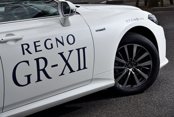 REGNO GR-XⅡ