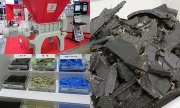 廃タイヤ処理の生産性向上を 環境イベントにリサイクル関連企業が多数