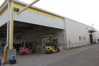 トーヨーリトレッドの工場