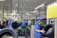生産を再開した中国の工場