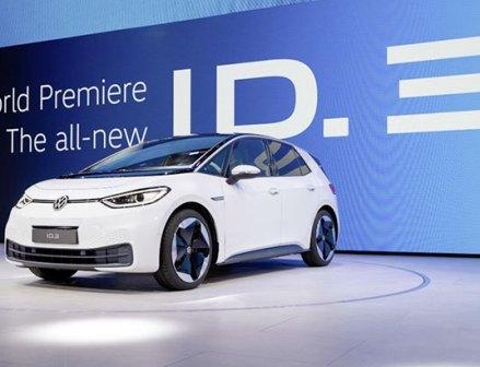ブリヂストンの新技術「エンライトン」VWのEVに採用